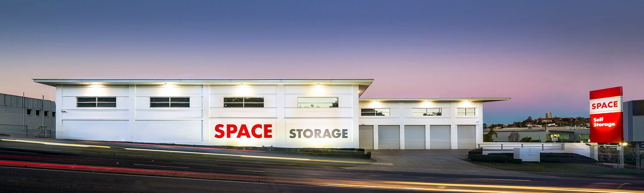 Space Self Storage Kelvin Grove Brisbane
